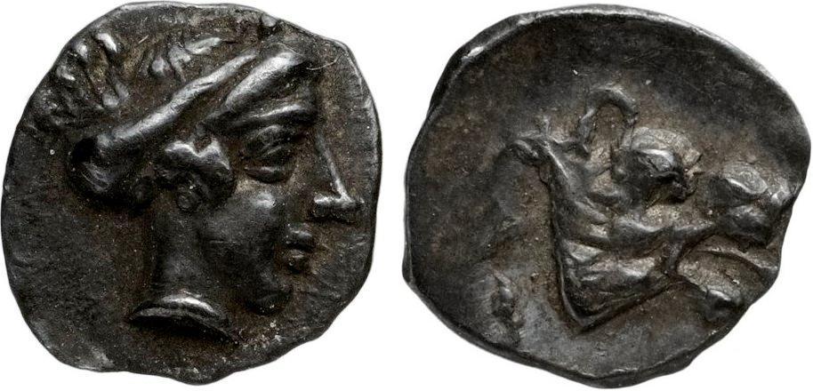 Монеты Боспорского Царства каталог